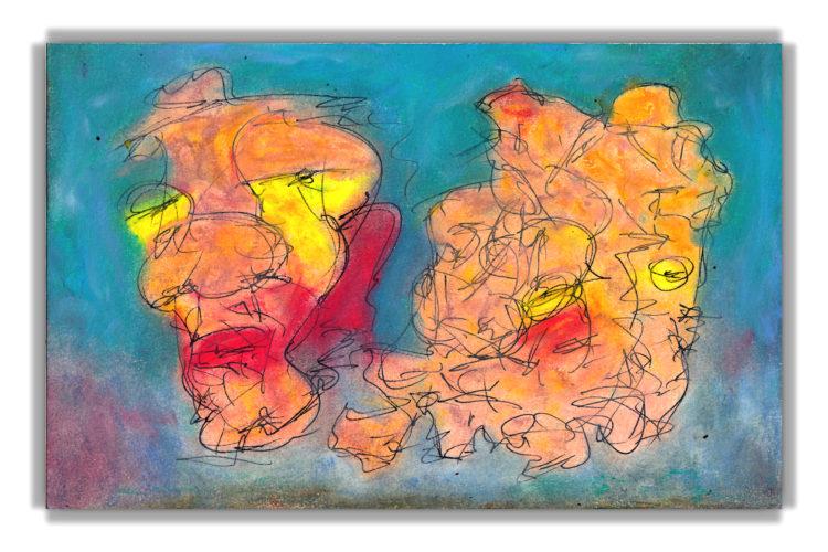 abstract sdthoart