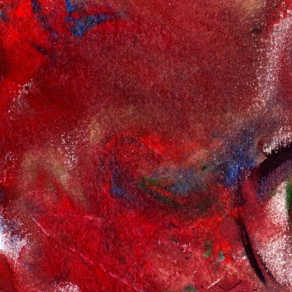album art red color